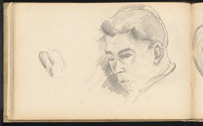 Paul Cézanne, 'Head of a Boy', 1887/1889