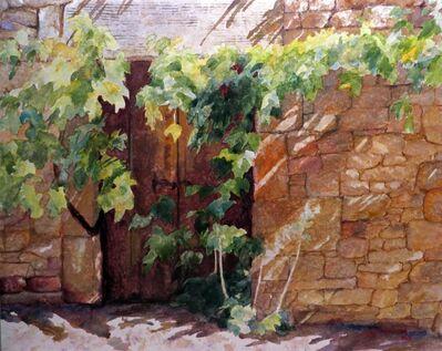 Jann Pollard, 'Provence Vine Shadows', 2017