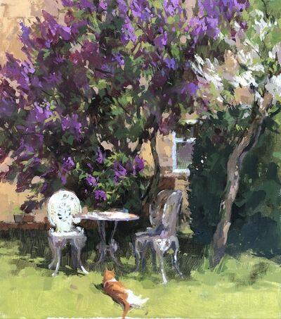 Haidee-Jo Summers, 'Lilacs', 21st Century