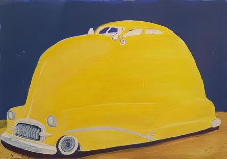 "Gilbert ""Magú"" Luján, '52 Custom Chevy Fleetline', 1982"