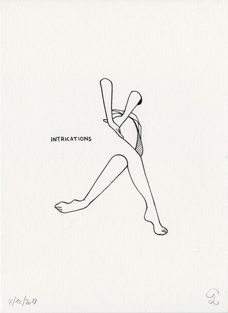 Petites Luxures, 'Intrications', 2018