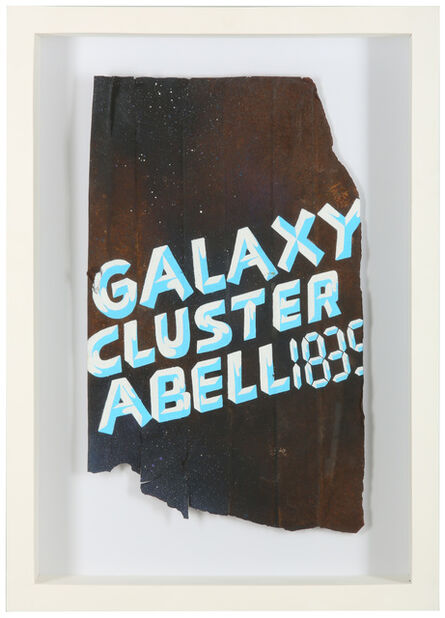 Calm & Collected, 'Galaxy Cluster Abell 1835'
