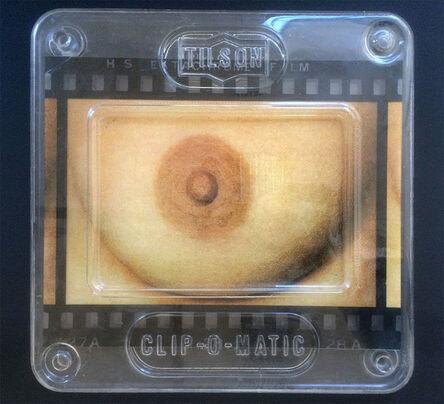 Joe Tilson, 'Transparency The Five Senses: Touch', 1971