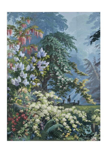 Joseph Fuchs, 'L'Eden ', 1861