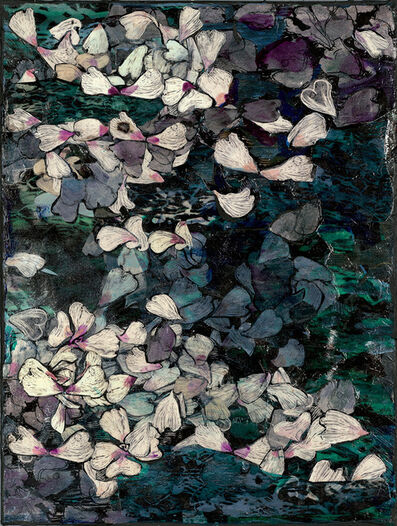 Rosemary Feit Covey, 'Blossoms Fall', 2021