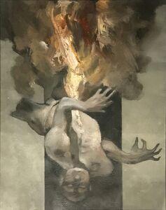 Fidel Regueros Garcia Herreros, 'Falling II', 2018