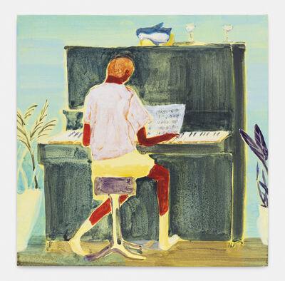 Minami Kobayashi, 'The Piano Lesson Years Ago', 2020