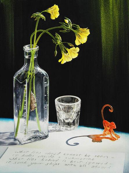 Paul Pitsker, 'What Lies (framed)', 2016