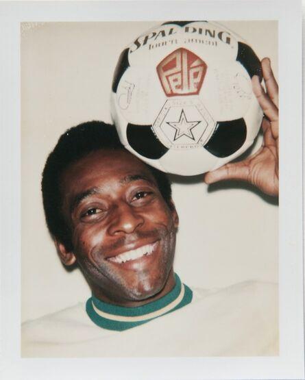 Andy Warhol, 'Andy Warhol, Polaroid Portrait of Pelé'