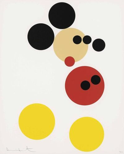 Damien Hirst, 'Mickey Mouse ', 2014