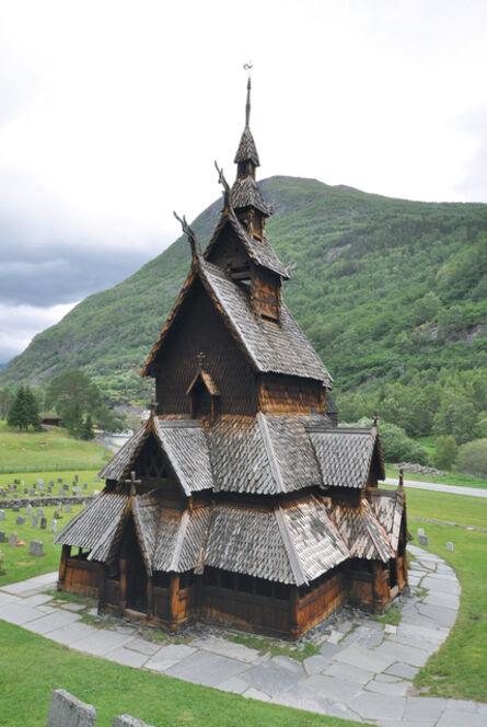 'Stave church', ca. 1125-50
