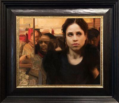 Nick Alm, 'Subway', 2017