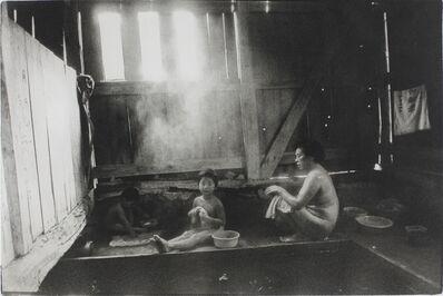 Kazuo Kitai, 'Magoroku Onsen, Akita (To the Villages series)', 1973