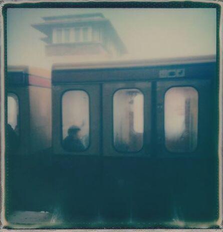 Anika Neese, 'Stranger on a Train - Contemporary, Conceptual, Polaroid, 21st Century, Berlin, City', 2015