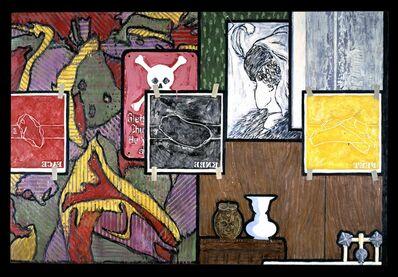 Jasper Johns, 'Untitled', 1984