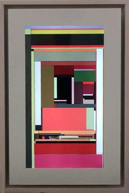 Shirley Shor, 'Abstract Machine', 2017