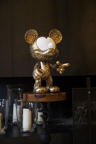 Thomas Dariel, 'Sparkling Mickey Gold', 2020