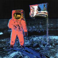 Andy Warhol, 'Moonwalk 405 Pink', 1987