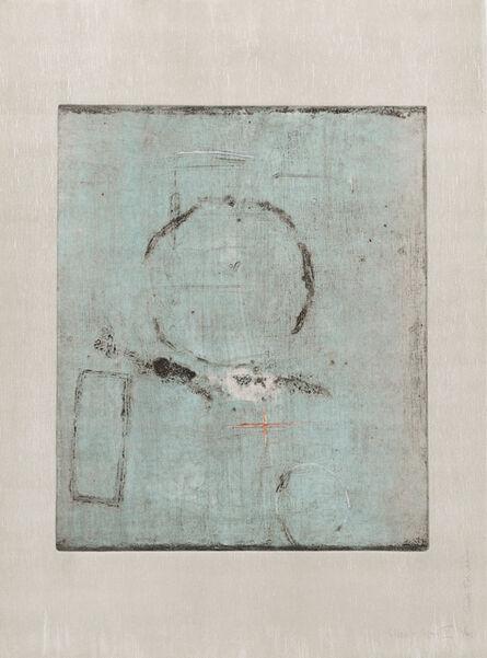 Ruth Eckstein, 'Sites + Signs IV', 1983