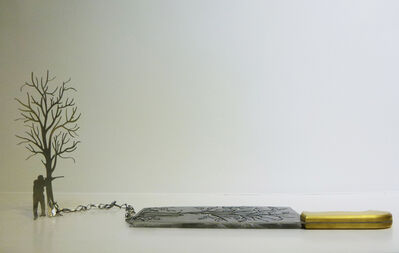 Li Hongbo 李洪波, 'Hunting', 2014
