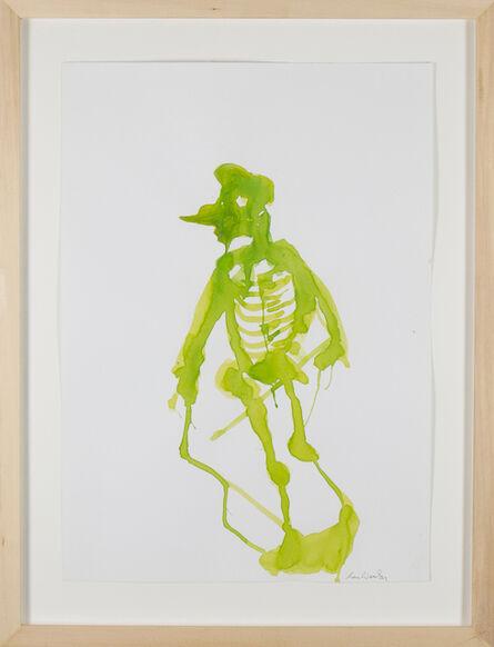 Lois Weinberger, 'Green Man', 2007