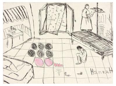 Maira Kalman, 'Five Stones', 2012