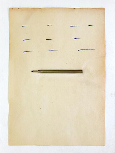 Vlado Martek, 'Speechless', 1978