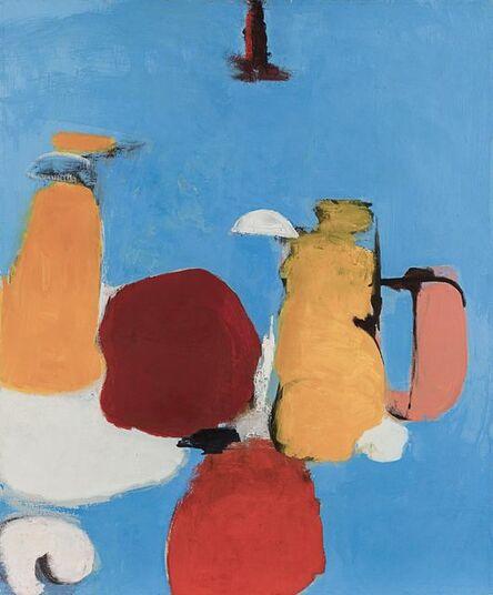 Louis Ribak, '#3 Clouds', ca. 1960s