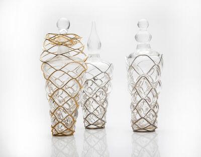 Hanan Vanunu, 'Series of Perfume Bottles', 2014