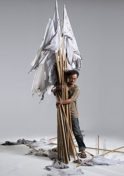 Chen Xiaoyun, 'Surrender to Everythings', 2007