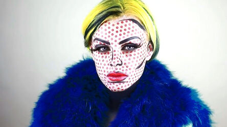 Rachel Rampleman, 'Pop Art Portrait (Joseph Harwood)', 2015