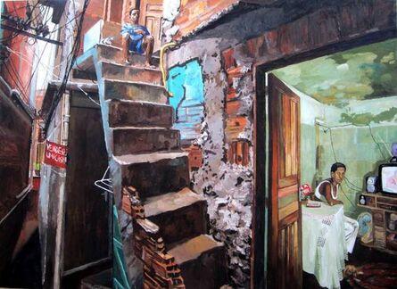 Roberto Ploeg, 'Stairway to Heaven ou Babel', 2012