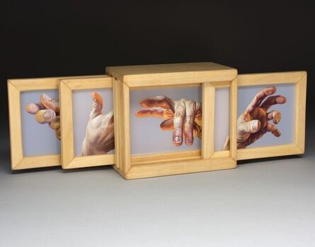 Guston Abright, 'Framing the Debate', 2010