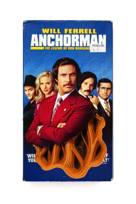 Charles Clary, 'Anchorman: The Legend of Ron Burgundy #2', 2019-2020