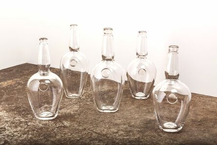 Dylan Neuwirth, 'MMXI (Makers Mark Bottles from Memory)', 2013