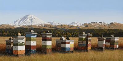 Michael Hight, 'Tongariro', 2020