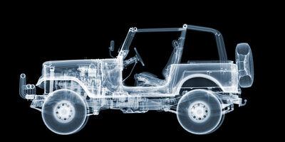 Nick Veasey, 'Nick Veasey, CJ7 Jeep', 2020