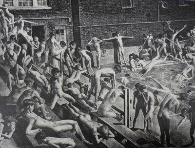 """Robert Riggs, '""""Pool""""', 1933"""
