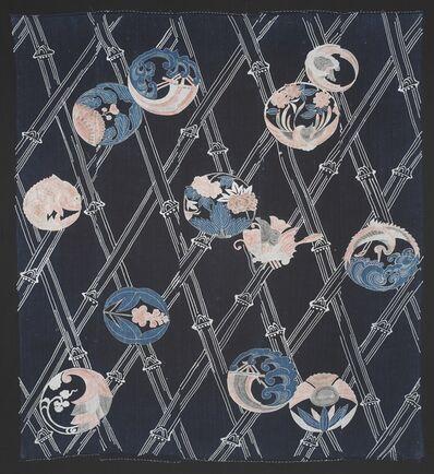 Unknown Artist, 'Bedding Cover (futonji)', 19th Century