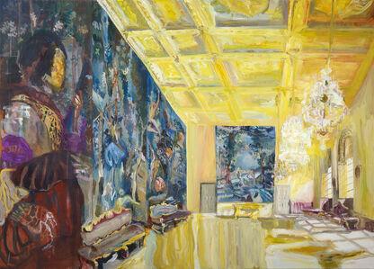 Jane Irish, 'Tapestry Hall', 2020