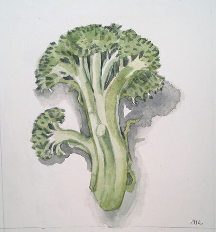 Mary Lawler, 'Broccoli', 2017