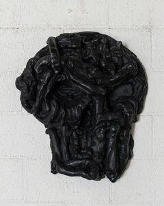 Thomas Houseago, 'Skull Mask II', 2014