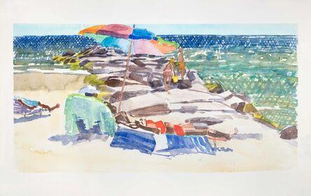 Steven Singer, 'Long Beach Jetty 2', 2008