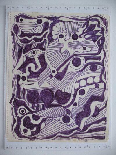 René Portocarrero, 'Untitled (Flora)', 1979