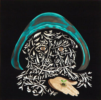 William Villalongo, 'Precious Offering', 2016
