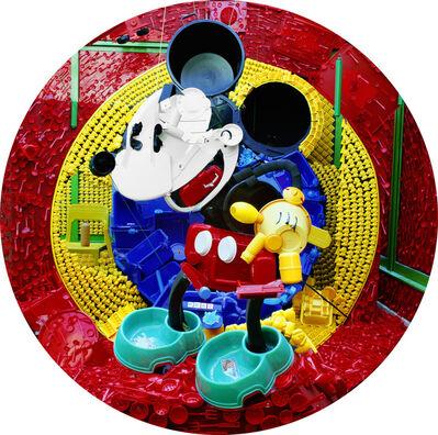 Bernard Pras, 'Inventory N°34 - Mickey', 2001