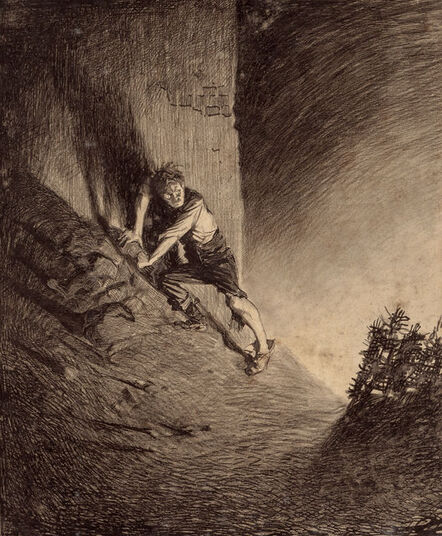 Henrique Alvim Correa, 'From the War of the worlds book', 1906