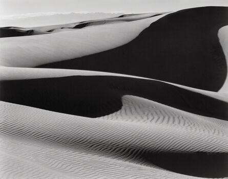 Edward Weston, 'Dunes, Oceano', 1936, printed circa 1975, 85