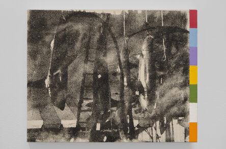 Abdul Mazid, 'Untitled (Pattern-of-Life Analysis)', 2015