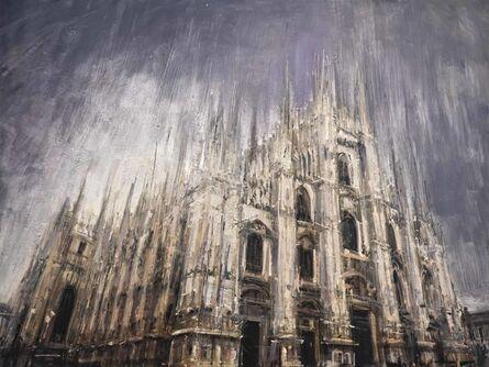 Valerio D'Ospina, 'Duomo de Milano', 2018